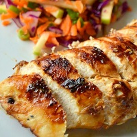 Heart Healthy Baked Chicken Recipe