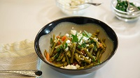 Cooking for Heart Health Month: Greek-Style Braised String Beans