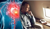 Heart Attack And Cardiac Arrest: THIS Is What To Do If You Suffer An Emergency On A Flight