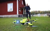 Defibrillator Drones To Boost Cardiac Arrest Survival