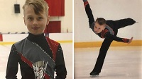 Ten-Year Old Ice Skater Jayden Orr 'Died in Seconds'