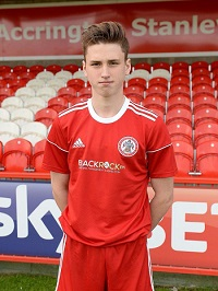 Coach Pays Heart Rending Tribute to Tragic Accrington Stanley Teen Footballer