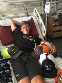 WYATT STRONG: Vallivue Football Player Miraculously Recovers From Cardiac Arrest After Mom Administers CPR