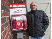 Defibrillator Donation Protects Hearts — and Warms Them, Too