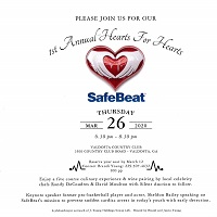 1st Annual Hearts For Hearts