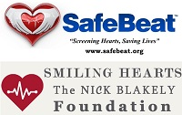 SafeBeat Collaborates with Smiling Hearts: The Nick Blakely Foundation to Provide Sudden Cardiac Awareness, Preventative Heart Screening, and CPR/AED Education