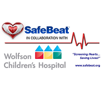 SafeBeat and Wolfson Children's Hospital Provided Free Preventative Heart Screenings at Ware County High School