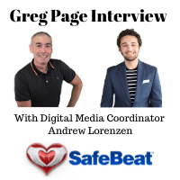 Interview with the Original Yellow Wiggle, Greg Page, About His Sudden Cardiac Arrest Experience